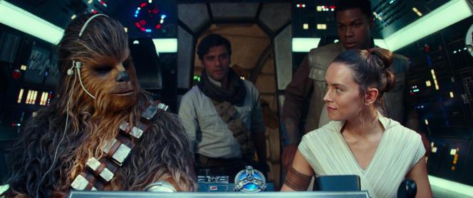 Extrait de «Star Wars: L'Ascension de Skywalker», le neuvième épisode de la saga.