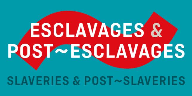 Une revue pour étudier l'esclavage et sa persistance