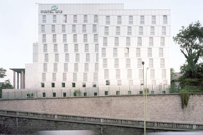 L'hôtelMotel One à la Porte-Dorée, à Paris.