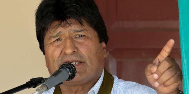 La Bolivie émet un mandat d'arrêt contre son ancien président Evo Morales