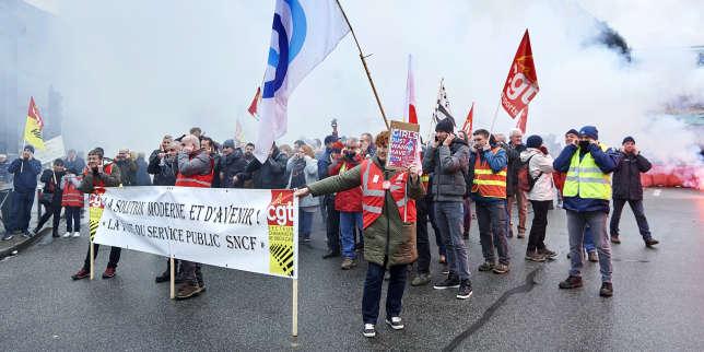 Policiers, pilotes, SNCF... Les concessions de l'exécutif sur la réforme des retraites