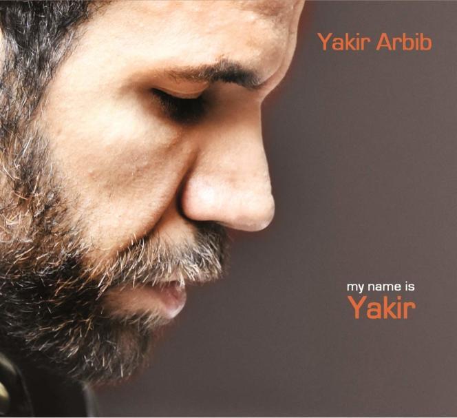 Pochette de l'album«My Name Is Yakir», de Yakir Arbib.