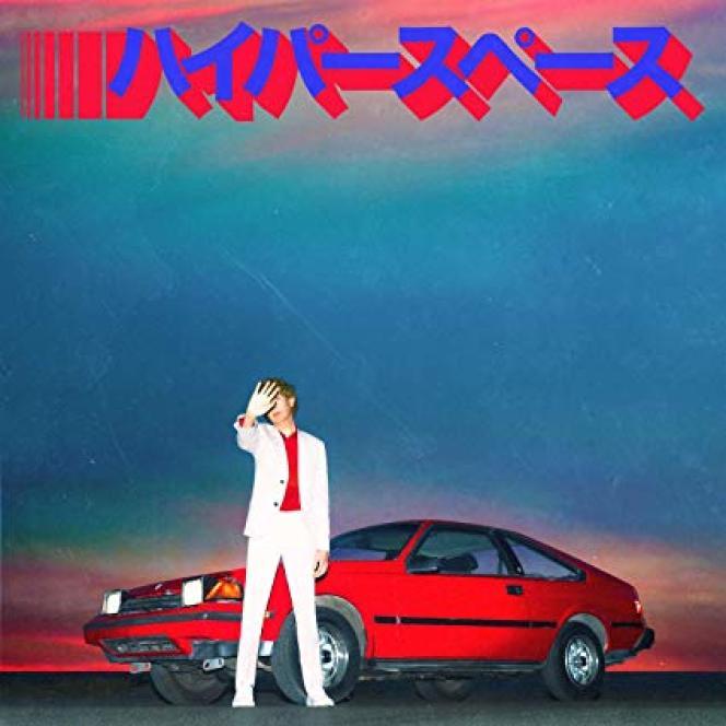 Pochette de l'album«Hyperspace», de Beck.