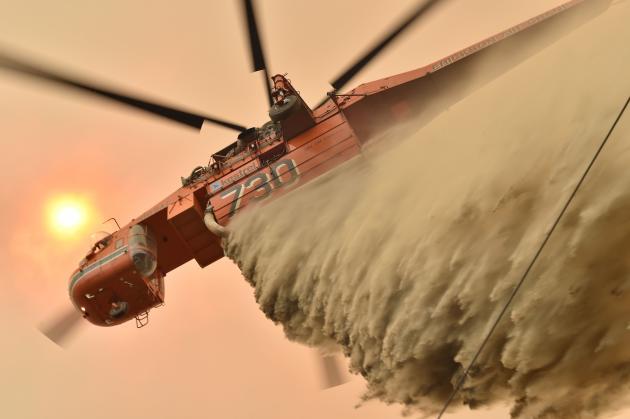 En tout, l'Australie compte 70 000 pompiers volontaires dont bon nombre sont très mobilisés depuis le début de cet épisode.