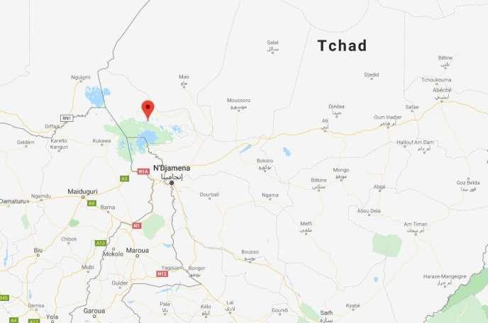 Le village tchadien de Kaiga est situé à une soixantaine de kilomètres de la frontière du Nigeria, pays berceau du groupe djihadiste Boko Haram.