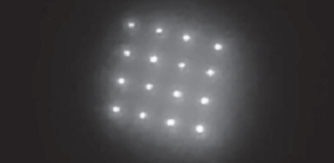 Des chercheurs du MIT ont présenté, le 18 décembre 2019 à Washington, une technologie de vaccination sous-cutanée encapsulée dans des nanoparticules et des nanocristaux quideviennentfluorescents à l'approche d'une lumière proche de l'infrarouge.