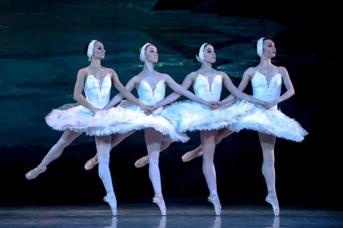 «Le Lac des cygnes», par leBallet de l'Opéra national de Kiev.