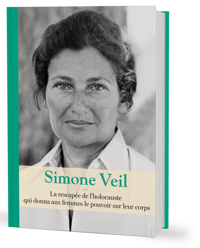 Simone Veil, volume 2 de la collection Le Monde «Femmes d'exception». En kiosque dès le 2janvier, 9,99€.