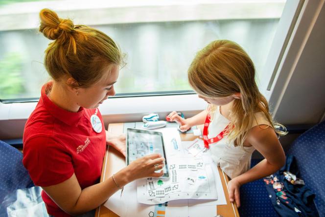 Le service Junior et compagnie de la SNCF est suspendu entre le 20 et le 24 décembre.