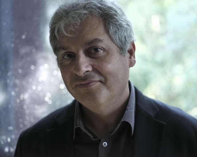 David Elbaz, à Gif-sur-Yvette (Essonne), en septembre 2017.