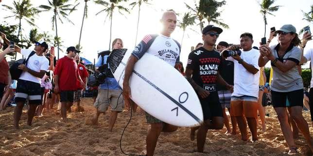 Kelly Slater, la légende du surf, échoue à se qualifier pour les Jeux olympiques de Tokyo