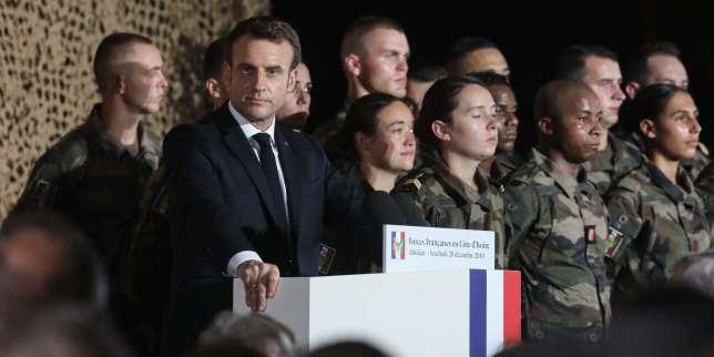 Sahel: Emmanuel Macron annonce que 33djihadistes ont été tués au Mali samedi