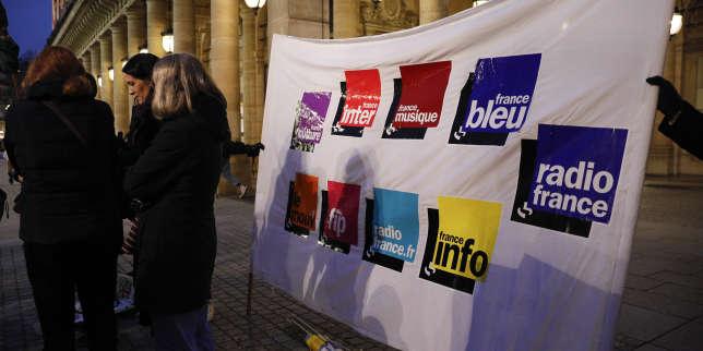 Au 52e jour de grève à Radio France, la direction prête à des concessions