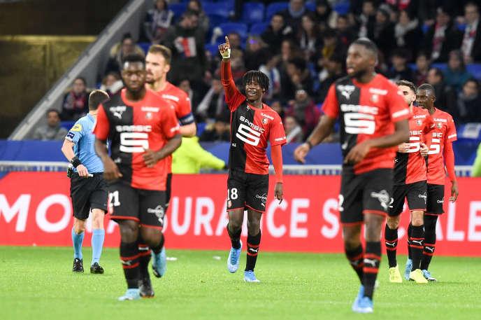 Face à Bordeaux, samedi 21décembre, Eduardo Camavinga devrait disputer son trentième match professionnel.