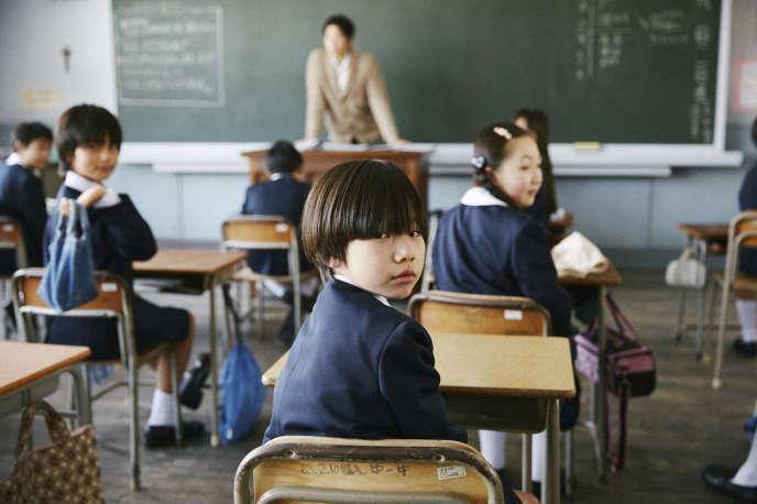 Yura Sato (centre) dans le film japonais « Jesus» de Hiroshi Okuyama.