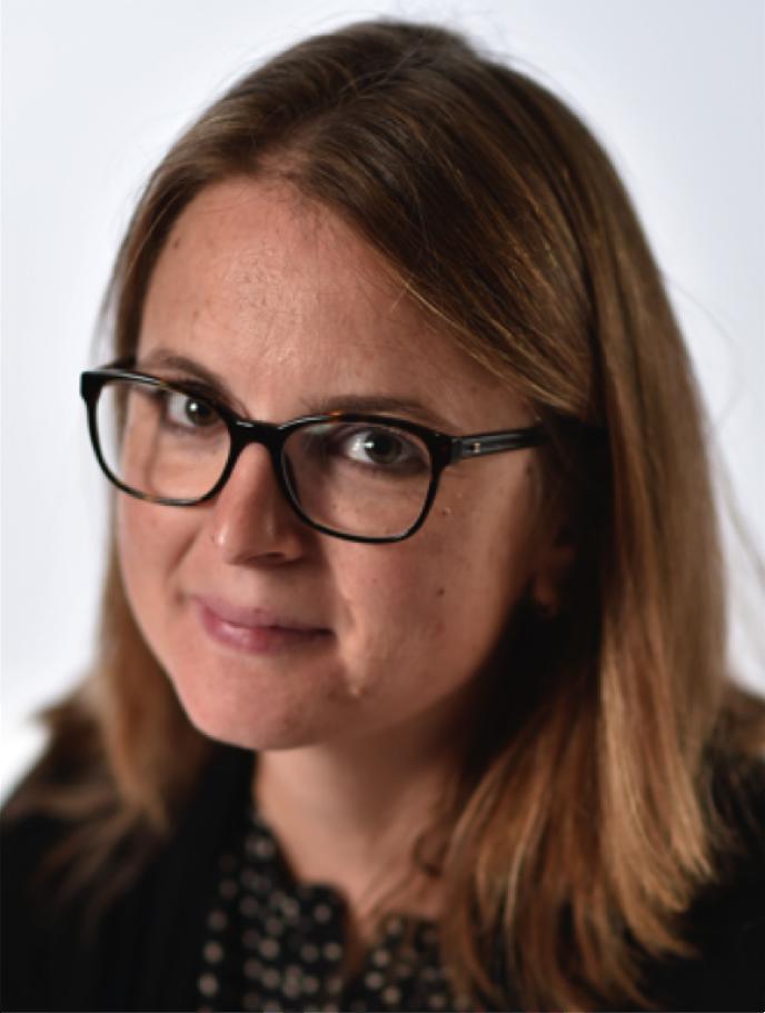 Stéphanie Lacour, directrice du centre de neuroprothèses à l'EPFL, pionnière dans le développement de l'électronique extensible.