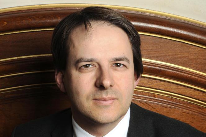 Jean-Marc Aubert, en 2010.