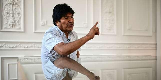 Bolivie: Evo Morales dénonce un coup d'Etat dû aux richesses en lithium de son pays