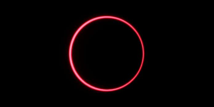 Une rare éclipse « cercle de feu » visible en Asie