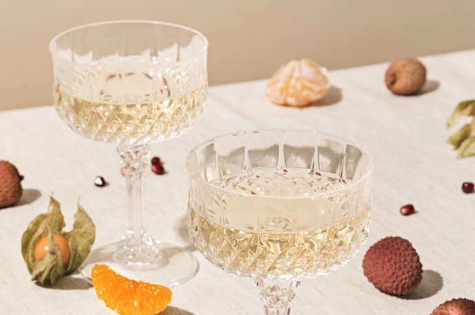 Le champagne s'accorde avec les desserts, mais seulement s'il est sucré.