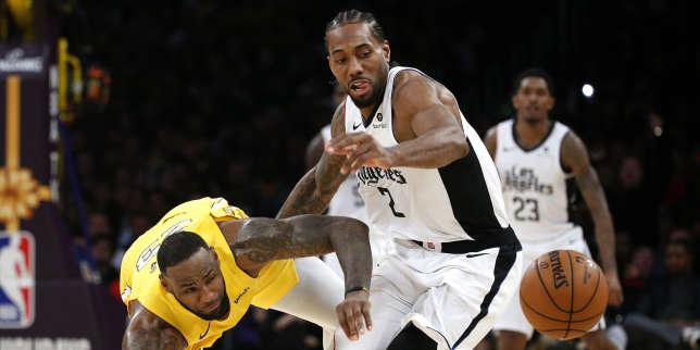 Basket: en NBA, les Clippers remportent (encore) le choc de Los Angeles face aux Lakers