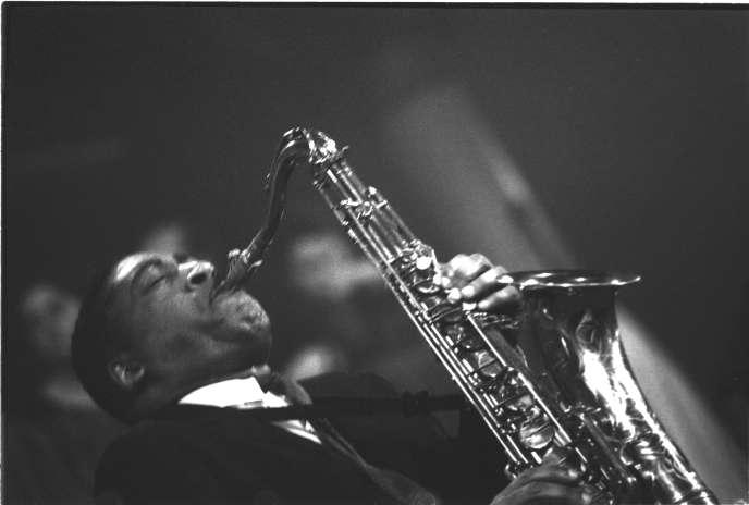 Hal Singer, en 1965 à Paris.