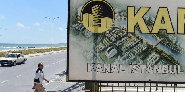 Doubler le détroit du Bosphore avec un nouveau canal, la dernière toquade d'Erdogan