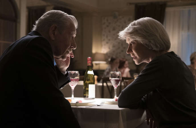 Ian McKellen et Helen Mirren.