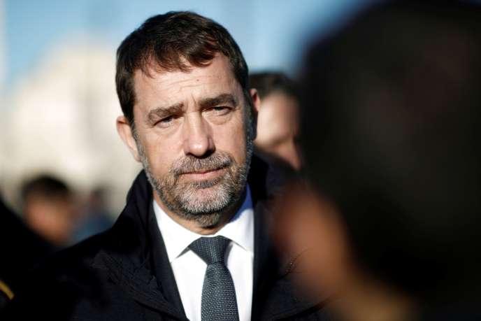 Christophe Castaner à Paris, en décembre 2019.