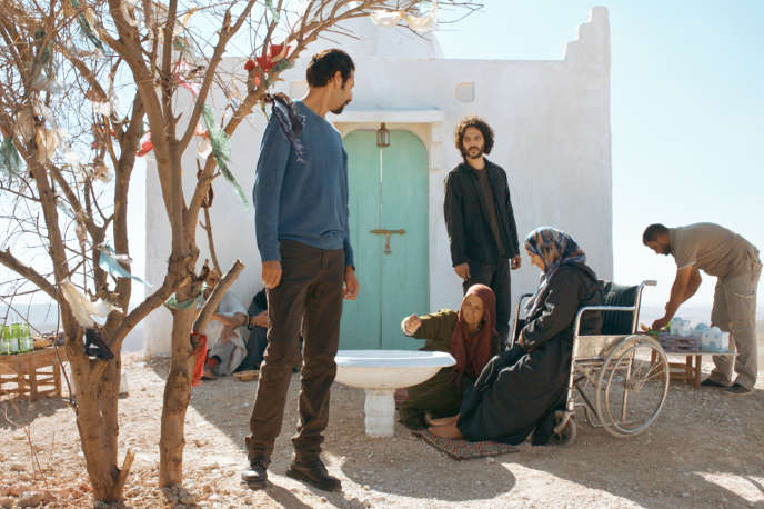 «Le Miracle du saint inconnu»,premier long-métrage écrit et réalisé par Alaa Eddine Aljem.