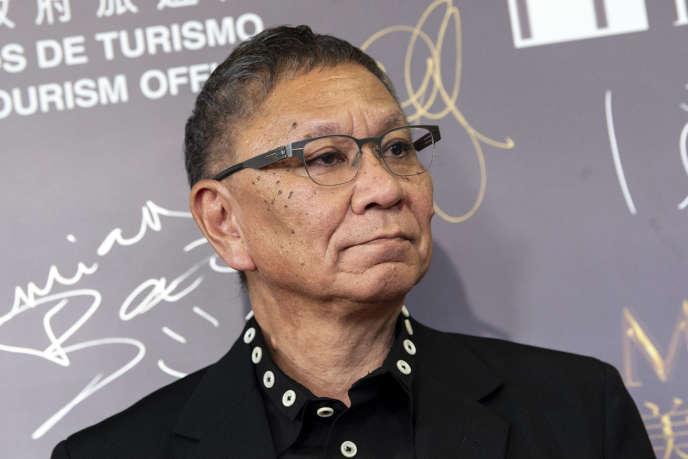 Takashi Miike en décembre 2019.