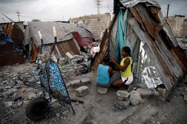 La Saline, près de Port-au-Prince, le 8 août 2019.