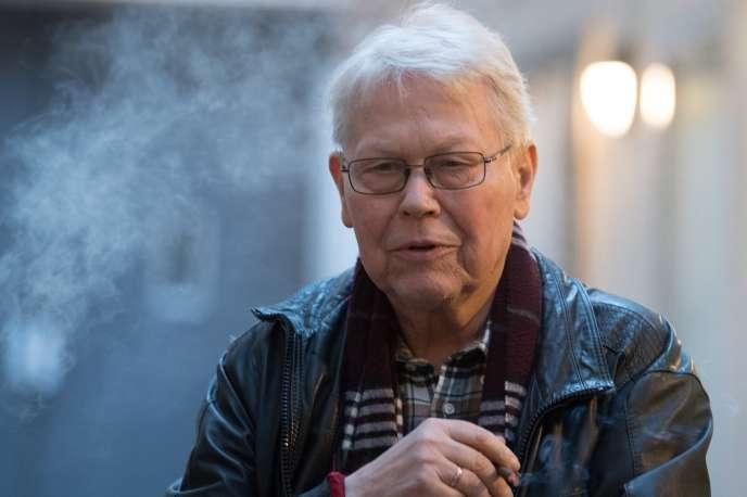 Le metteur en scène Harry Kupfer,ancien directeur de l'Opéra-Comique, à Berlin, le 13 mars 2019.