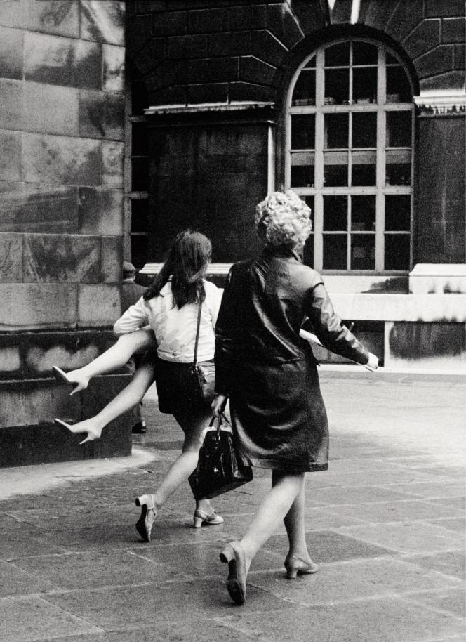 Manchester, Angleterre, 1968.