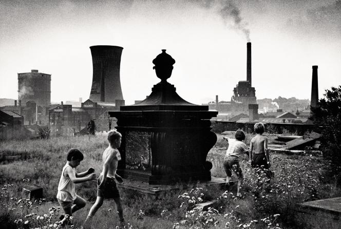 Stockport, au sud de Manchester, Angleterre, 1967.