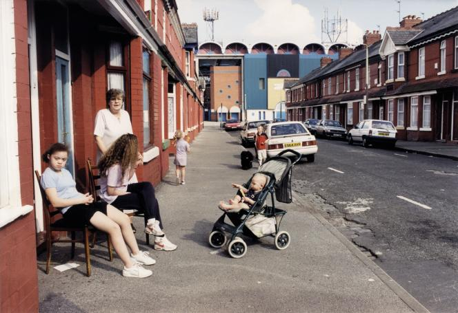 Manchester, Angleterre, 2000.