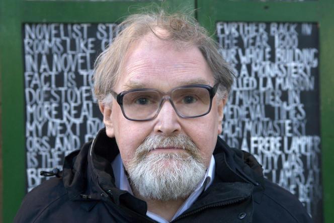 Alasdair Gray en 2008