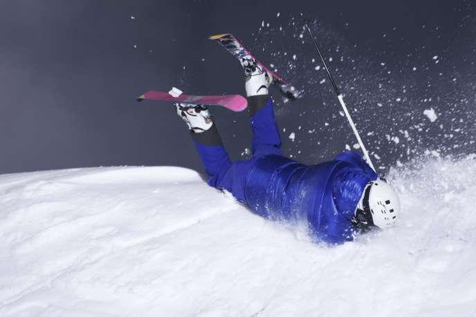 Les quelques aspects inconfortables de la pratique de la chute à ski décourage les jeunes de s'y mettre...