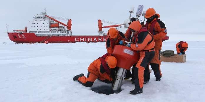 Arctique, une ambition chinoise