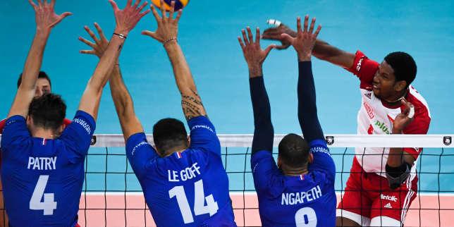 Le chemin de croix des volleyeurs français vers Tokyo 2020