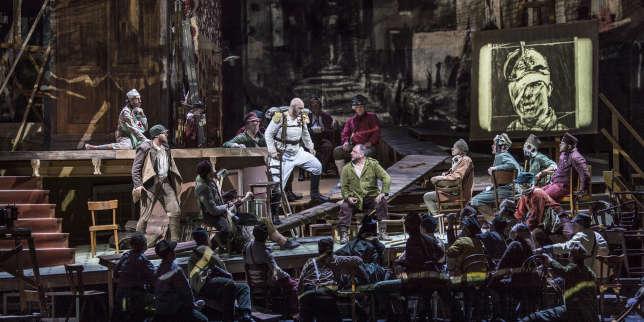 A l'opéra de New York, Yannick Nézet-Séguin à l'assaut de «Wozzeck»