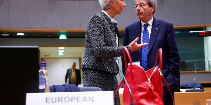 Croissance de la zone euro : l'année 2020 s'annonce aussi médiocre que la précédente