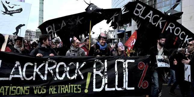 BlackRock, l'investisseur qui suit de près l'évolution du système français de retraite