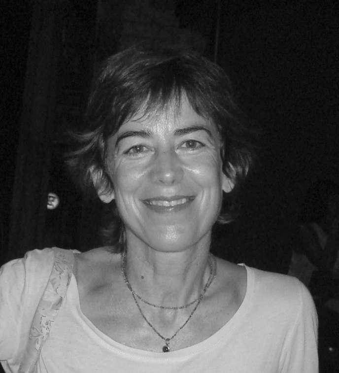 Martine Laronche, en 2007.