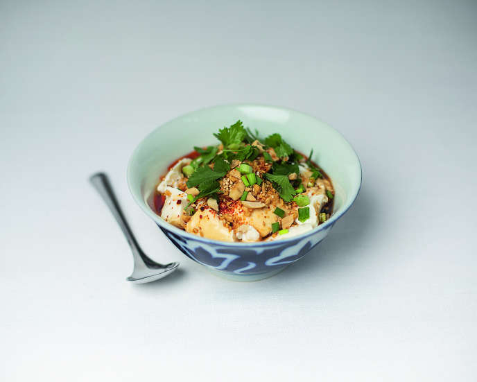 a049471 3797 3151668 - The tofu flower like in Yunnan: Camille Oger's recipe - Le Monde