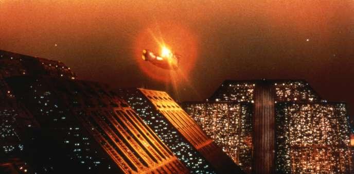 Image extraite de «Blade Runner» réalisé par Ridley Scott en 1982.