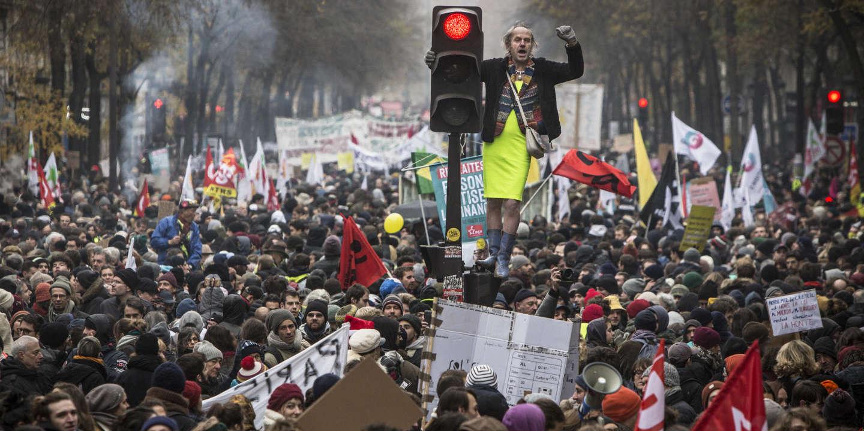 Reforme Des Retraites L Intersyndicale Appelle A Manifester Le Samedi 11 Janvier