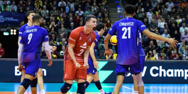 Volley: après leur victoire au tournoi de qualification olympique, les Bleus veulent garder la tête froide