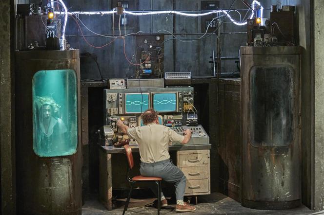 La scénographe Audrey Vuong a conçu un décor hyperréalisteet vintage.