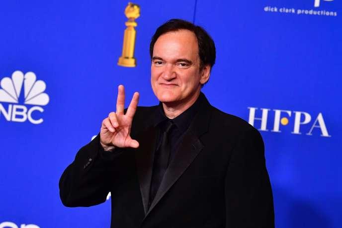Le long-métrage de Quentin Tarentino, «Once Upon a time… in Hollywood», s'est vu couronné de lauriers avec trois Golden Globes.